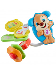 Jucarie Fisher Price by Mattel Laugh and Learn Chei in limba
