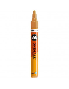 Marker acrilic Molotow ONE4ALL™ 227HS, 4 mm, ocher brown light