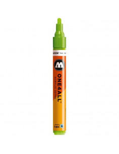 Marker acrilic Molotow ONE4ALL™ 227HS, 4 mm, grasshopper