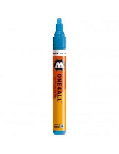 Marker acrilic Molotow ONE4ALL™ 227HS, 4 mm, shock blue