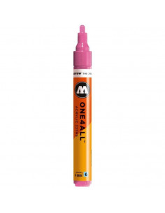 Marker acrilic Molotow ONE4ALL™ 227HS, 4 mm, fuchsia pink
