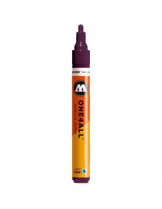 Marker acrilic Molotow ONE4ALL™ 227HS, 4 mm, purple violet