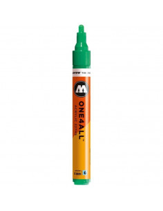 Marker acrilic Molotow ONE4ALL™ 227HS, 4 mm, turquoise