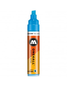 Marker acrilic Molotow ONE4ALL™ 327HS, 4-8 mm, shock blue