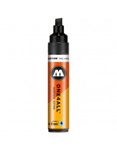 Marker acrilic Molotow ONE4ALL™ 327HS, 4-8 mm, signal black