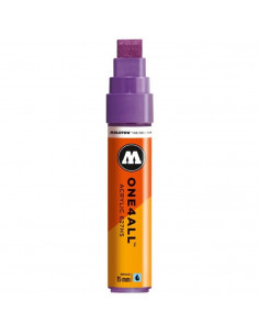 Marker Acrilic Molotow One4All™ 627Hs, 15 Mm, Currant