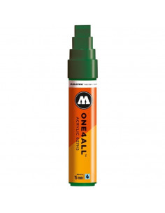 Marker Acrilic Molotow One4All™ 627Hs, 15 Mm, Mister Green