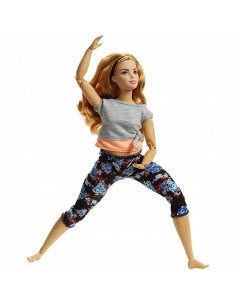Papusa Barbie by Mattel I can be Made To Move FTG84
