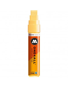 Marker Acrilic Molotow One4All™ 627Hs, 15 Mm, Vanilla Pastel