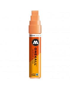 Marker Acrilic Molotow One4All™ 627Hs, 15 Mm, Peach Pastel