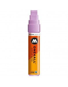 Marker Acrilic Molotow One4All™ 627Hs, 15 Mm, Lilac Pastel