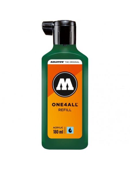 Rezervă Molotow One4All™, 180 Ml, Mister Green