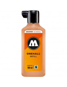 Rezervă Molotow One4All™, 180 Ml, Peach Pastel