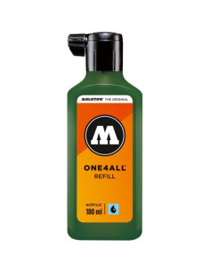 Rezervă Molotow One4All™, 180 Ml, Future Green