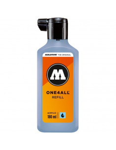 Rezervă Molotow One4All™, 180 Ml, Ceramic Light Pastel
