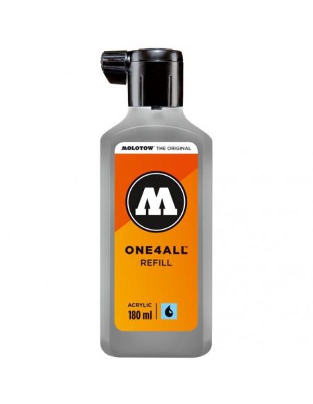 Rezervă Molotow One4All™, 180 Ml, Cool Grey Pastel