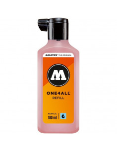 Rezervă Molotow One4All™, 180 Ml, Skin Pastel