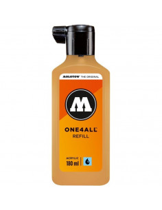 Rezervă Molotow One4All™, 180 Ml, Ocher Brown Light