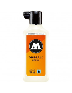 Rezervă Molotow One4All™, 180 Ml, Nature White