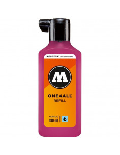 Rezervă Molotow One4All™, 180 Ml, Fuchsia Pink