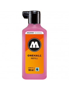 Rezervă Molotow One4All™, 180 Ml, Magenta