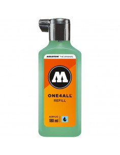 Rezervă Molotow One4All™, 180 Ml, Calypso Middle