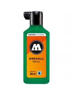 Rezervă Molotow One4All™, 180 Ml, Turquoise
