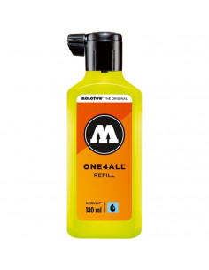 Rezervă Molotow One4All™, 180 Ml, Poison Green