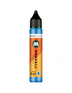 Rezervă Molotow One4All™, 30 Ml, Shock Blue