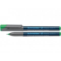 Marker Ohp Schneider Maxx 220 S 0.4 mm Varf Rotund - Verde