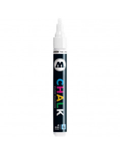 Decomarker Molotow, 4 mm, white
