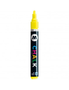 Decomarker Molotow, 4 mm, neon yellow