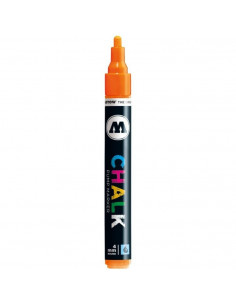 Decomarker Molotow, 4 mm, neon orange