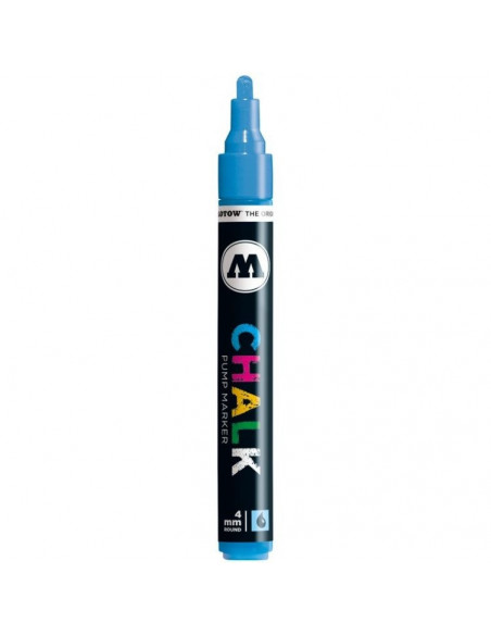 Decomarker Molotow, 4 mm, neon blue