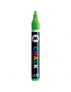 Decomarker Molotow, 4 mm, neon green
