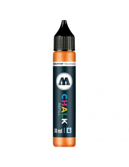 Rezervă Pentru Decomarker Molotow, 30 Ml, Neon Orange