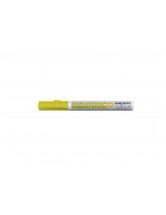 Marker Vopsea Daco 1 - 2 mm Varf Rotund - Galben