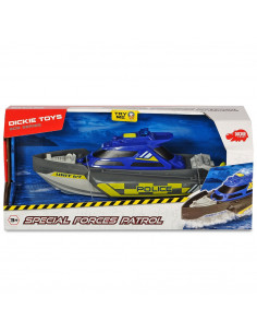 Barca Dickie Toys Special Forces Patrol Unit 765