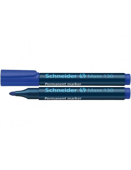 Marker Permanent Schneider Maxx 130 1 - 3 mm Varf Rotund -
