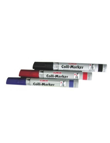 Marker Permanent Colli Herlitz 1 - 4 mm Varf Rotund