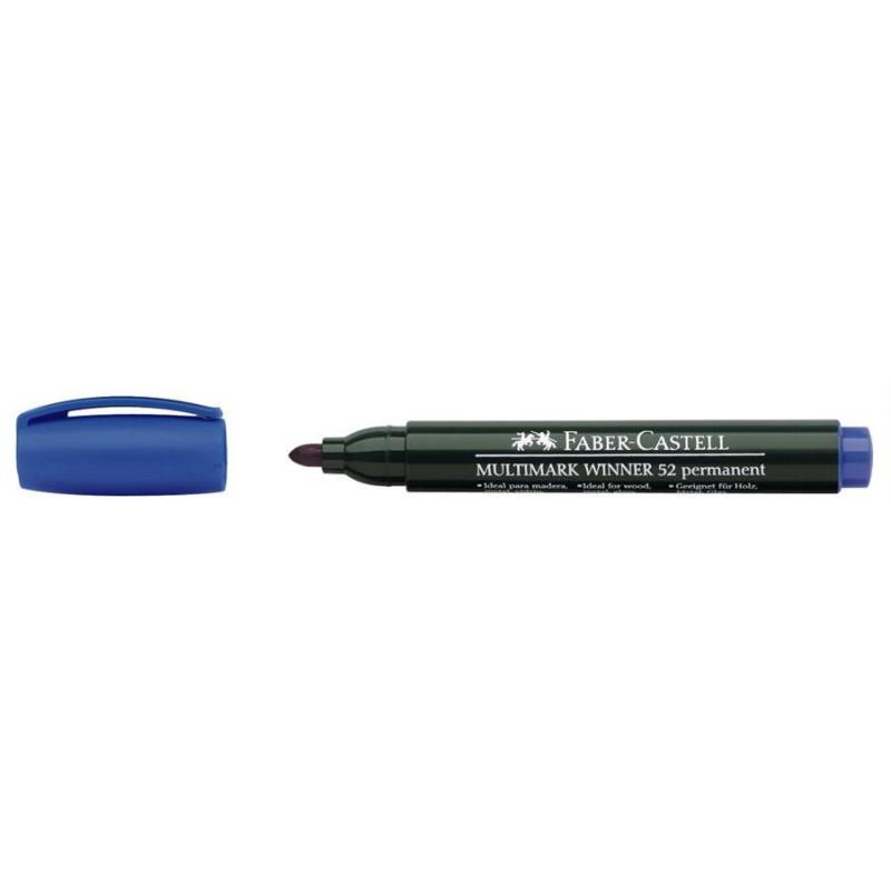 Marker Permanent Faber-Castell 52 2.8 mm Varf Rotund 52 -