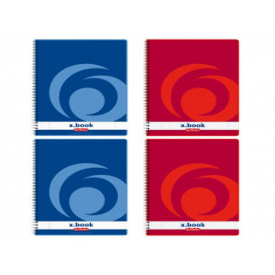 Caiet Herlitz A4 160F Spirala Dictando X.Book