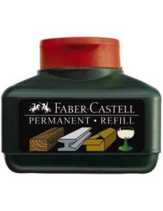 Refill Marker Permanent 2 - 4 mm Grip Faber-Castell - Rosu
