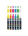Set Molotow Chalk Marker Neon-Set, 4 mm, 6 buc