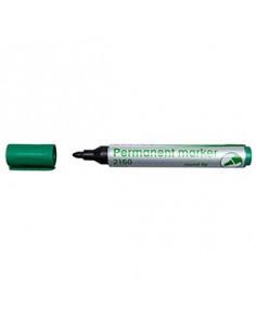 Marker Permanent 2150 D.Rect - Verde