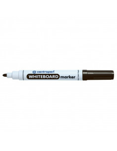 Marker Whiteboard Centropen 8559 2.5 mm Varf Rotund - Negru