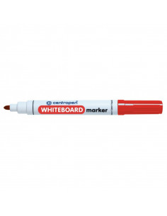 Marker Whiteboard Centropen 8559 2.5 mm Varf Rotund - Rosu