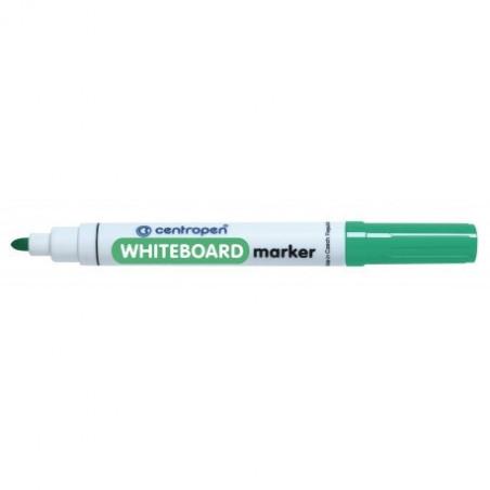 Marker Whiteboard Centropen 8559 2.5 mm Varf Rotund - Verde