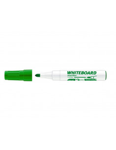 Marker Whiteboard ICO 1 - 3 mm Varf Rotund - Verde