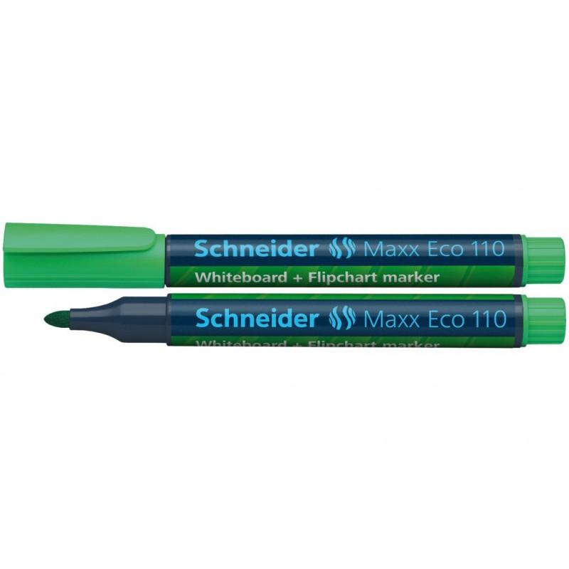 Marker Whiteboard Schneider Maxx Eco 110 1 - 3 mm Varf Rotund -